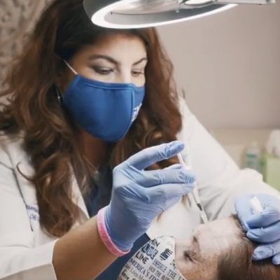Dr. Magua - Botox consultation and injection