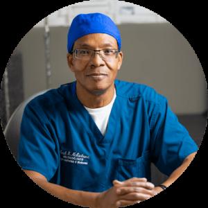 Dr. McEachrane
